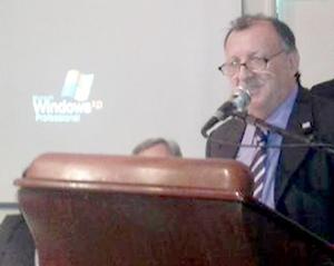 Negrinho assume presidência da ACDbs-Regional APCD